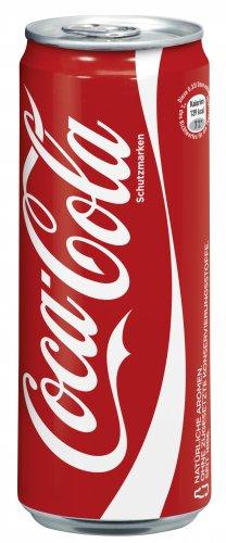 [Bundesweit ab Montag] 3 Dosen (0,33l) Coca Cola (auch Zero) und / oder Fanta für 99 Cent @ Penny