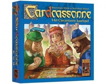 Lokal Wiesbaden: Cardcassonne bei NanuNana für 5€