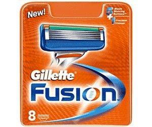 [Xird.de] 8er-Pack Gillette Fusion Rasierklingen für 9,90€ inkl. VK bei Paypal