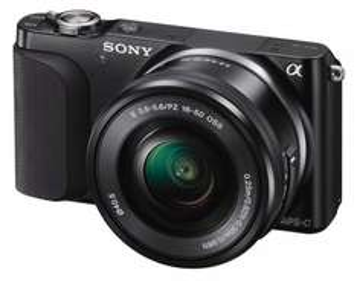 Sony NEX-3NLB & Objektiv SEL-P 16-50mm schwarz + 50 Euro Amazon Gutschein