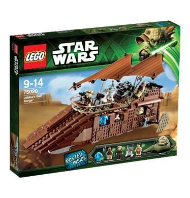 LEGO Star Wars Jabbas Sail Barge 75020 bei Galeria Kaufhof als Sonntagsangebot