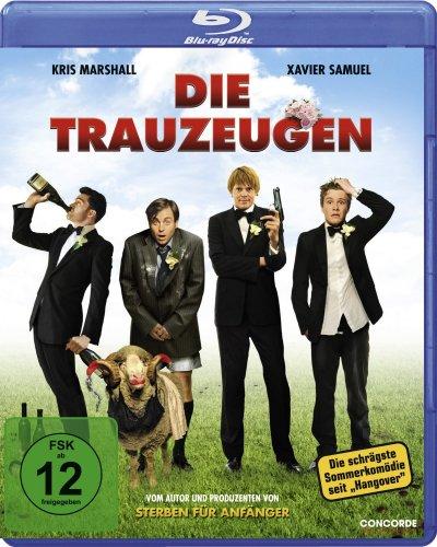 Die Trauzeugen [Blu-ray] für 6,98 € [Amazon.de]