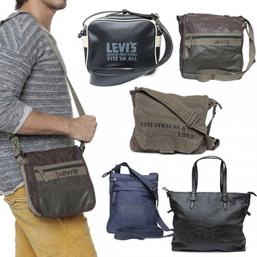 LEVIS Unisex Schultertasche in diversen Variationen für  je 24,99€ @ Ebay