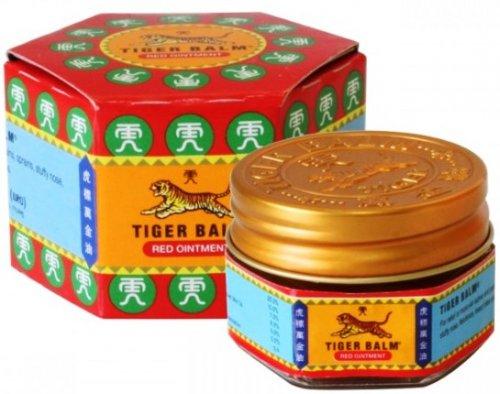 Tiger Balsam rot, 18 Gramm aus Indien für unschlagbare 3,18 Euro