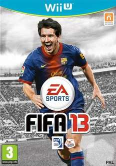 Nintendo Wii U - FIFA 13 für €20,79 [@Amazon.co.uk]
