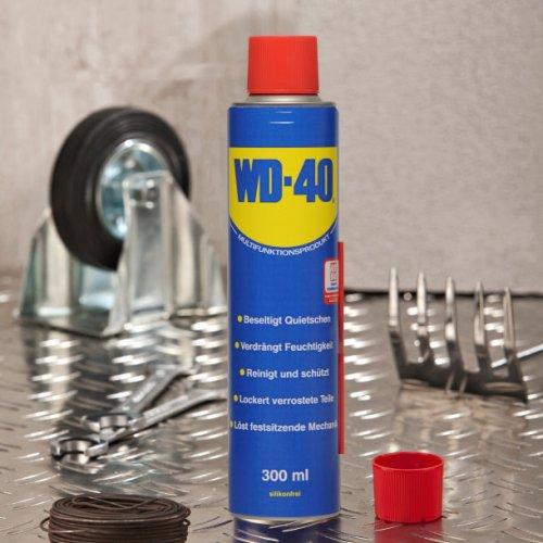 WD-40 Multifunktionsöl 300-ml-Sprühdose ab 22.08.13 bei ALDI Nord
