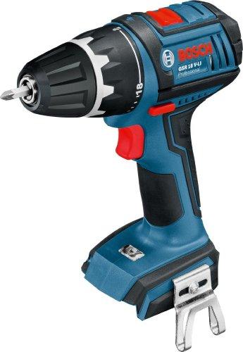 Bosch (blau) Akkuschrauber GSR 18 V-LI Professional 125,94€ Amazon 32,5% Ersparnis.