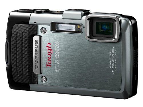 Olympus Stylus TG-830(16 Megapixel, 5-fach opt. Zoom, 7,6 cm (3 Zoll) LCD-Display, Full HD, GPS, Wasserdicht bis 10m) für 223€ @Amazon.co.uk