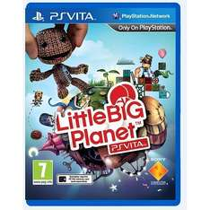 Little Big Planet PS Vita €12,92