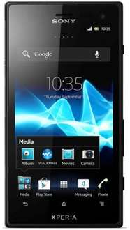 Sony Xperia acro S 269€ Amazon.de