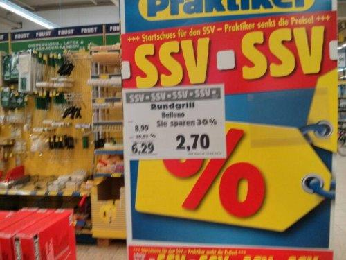 [lokal? Paderborn] 30% auf Grills/Feuerstellen und Zubehör