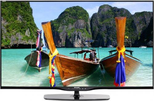 Sharp LC50LE652E 127 cm (50 Zoll) 3D TV + kostenloser Blu-Ray Player @amazon
