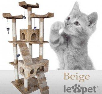 63% Rabatt Ein Katzenkratzbaum als Bausatz zur Selbstmontage, inkl. 4 Spielmäusen und Aufbauanleitung
