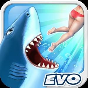 """[iOS UND Android] Hungry Shark 1-3 + Evo diese Woche kostenlos (""""Shark Week"""")"""