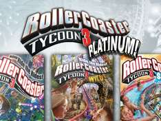 [Steam] Rollercoaster Tycoon 3: Platinum