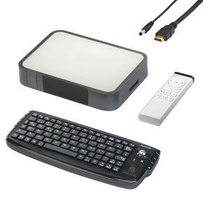 "HAMA ""TV Goes Online"" Bundle [Internet TV-Box + Entertainment Keyboard] für 75€ @NB"