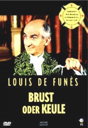Louis de Funes - Brust oder Keule auf DVD für nur 2,65 EUR inkl. Versand