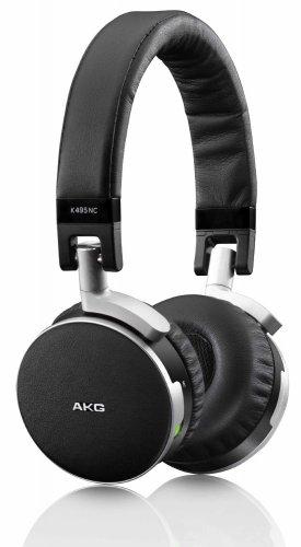 AKG K 495 NC Premium-Mini m. aktivem Noise-Cancelling für 178€ @Amazon.it
