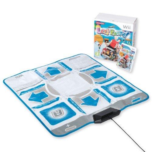 Wii-Spiel Let's Party INKLUSIVE Tanzmatte [mytoys.de]