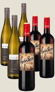 TVINO - Zwei Weinpakete mit insgesamt 12 Flaschen für 30€ statt 76,80€