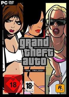 [STEAM] Grand Theft Auto: Trilogy @ GMG - ACHTUNG VPN