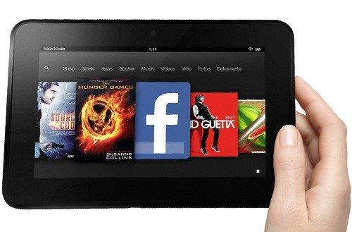 [Freiburg + Halstenbek] Kindle Fire HD 16GB für 99€ (32GB für 129€) @Media Markt