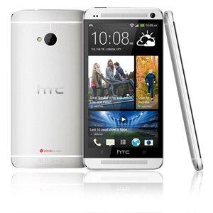 HTC One Smartphone 32 GB glacial silver Ohne Simlock 497,99€ versandkostenfrei