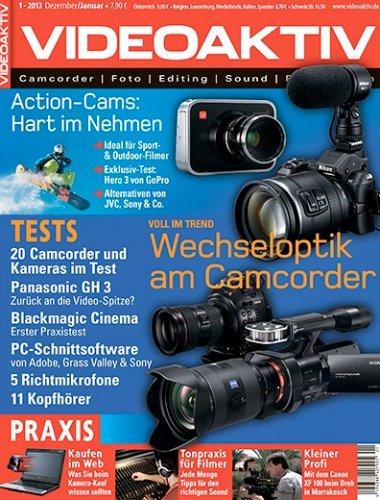 2x Zeitschrift Videoaktiv für 11,90€ mit 10€ Bestchoice Gutschein