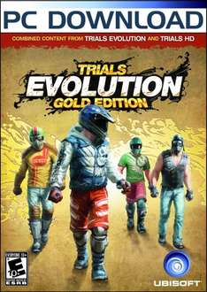 Trials Evolution Gold Edition [Uplay] für 7.52€ @Amazon.com
