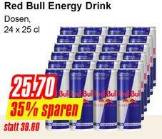 [Lokal Schweiz] Red Bull bei Denner, 24 Dosen 20,81 €