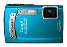 Olympus  Outdoor-Kamera Tough TG-320 blau  für 109€ @ DC