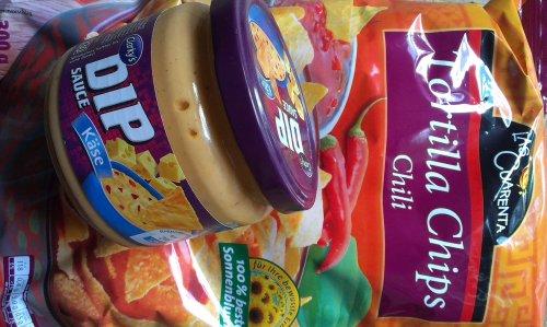 Gratis Dip beim Kauf von 2 Tüten Tortillachips (Netto Marken-Discount)