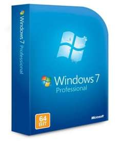 Windows 7 Professional 64-Bit (OEM Version) für 29,99€ von DELL (frei installierbar)