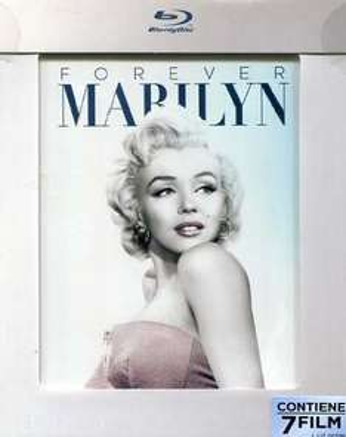Marilyn Monroe Forever Marilyn Box für 29,13€ bei amazon.it