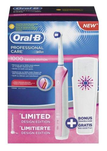 [Globus Völklingen] Oral-B Professional Care 1000 Design Edition mit Reseietui 40€ / 32,9% ersparnis