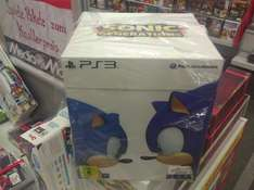 PS3 Sonic Generations - Collector's Edition (lokal MM Schleswig?) für 25€