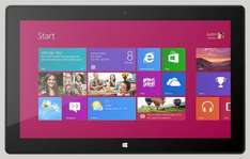 Microsoft Surface Windows RT 32 GB für 222€ bei notebooksbilliger.de Ausverkauft