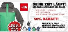 The north face (m/w) - Venture Jacket - Regenjacke für 64,98€