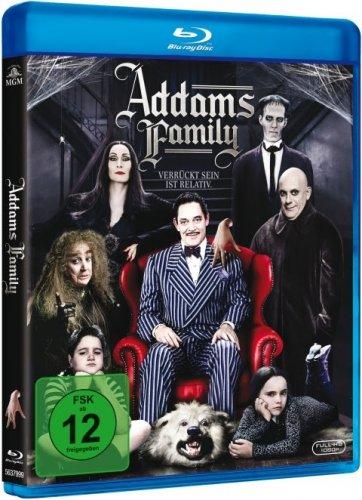 """""""Addams Family"""" ab 11. Oktober 2013 auf Blu-ray und für nur 10,49 EUR vorbestellbar!"""