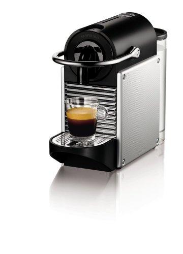 [Amazon] DELonghi EN125.S Nespresso Pixie + 50€ Kapselgutschein für 90,88€