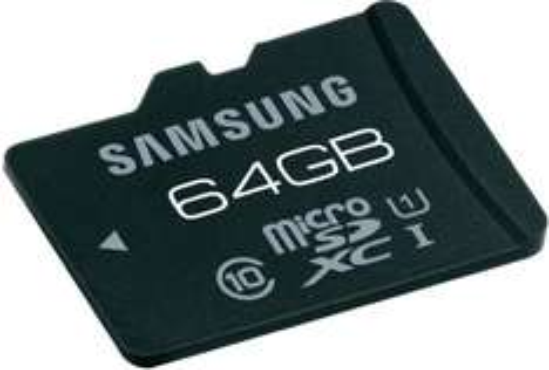 Samsung microSDXC Karte Pro 64GB Class 10 für 44,49€ @Digitalo