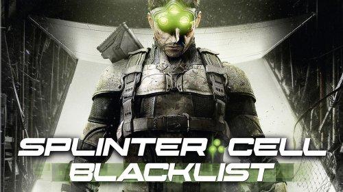 Neue Splinter Cell Upper Echelon Edition für XBOX oder PS3 für 49