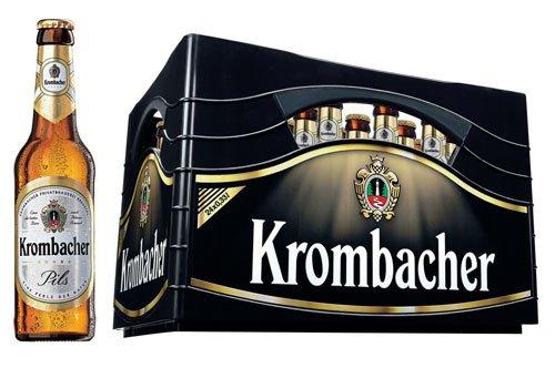 [Lokal] Oldenburg: Kiste Krombacher für 8,88€, 24x0,33l oder 20x0,5l