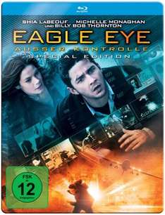 [Media Markt Online] Eagle Eye & Devil Inside - Steelbook (BluRay) jeweils 6 €