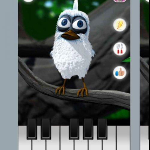 [iOS] Sprechender Vogel Larry