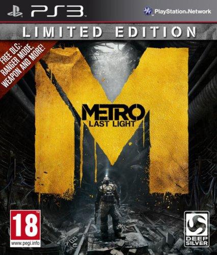 PS3/XBox360 – Metro: Last Light (Limited Edition) für €25,75 [@Zavvi.com]
