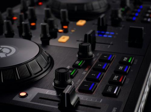 Traktor Kontrol S2 DJ-Controller [@MEINPAKET]