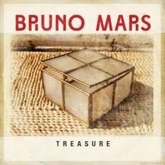"Bruno Mars - ""Treasure"" [MP3] Kostenlos"