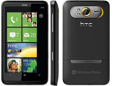 HTC HD7 für 244€ (+4,95 Versand)