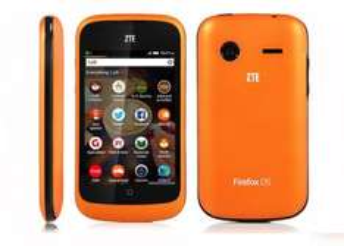 Firefox-OS-Smartphone ZTE Open für £59.99 (69€) ebay.de Aktion beendet
